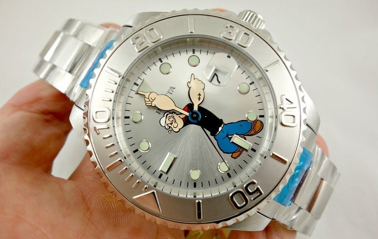 Đánh giá đồng hồ Invicta nam, nữ chính hãng: Xuất xứ, Giá, Nhược điểm, ... - Ảnh: 9