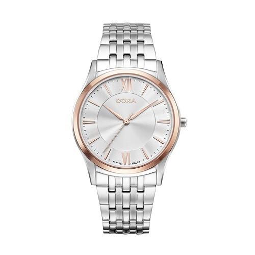 10 mẫu đồng hồ nam Cần Thơ bán chạy nhất hiện nay - Ảnh: Doxa D201RSV