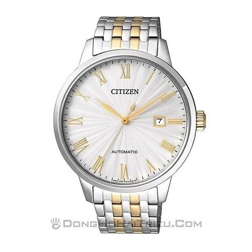 10 mẫu đồng hồ nam Cần Thơ bán chạy nhất hiện nay - Ảnh: Citizen NJ0084-59A