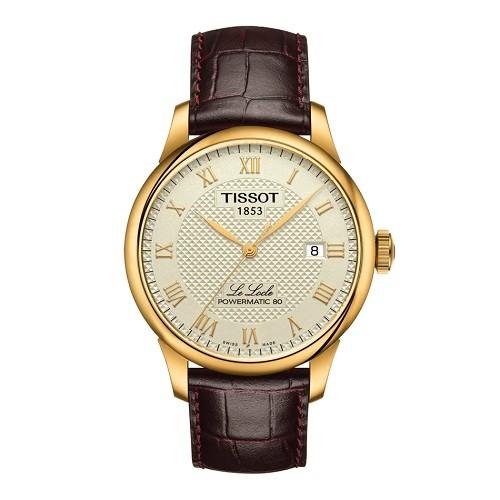 10 mẫu đồng hồ nam Cần Thơ bán chạy nhất hiện nay - Ảnh: Tissot T006.407.36.263.00