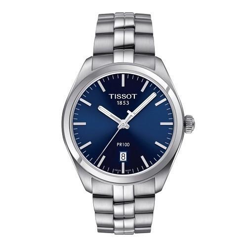 10 mẫu đồng hồ nam Cần Thơ bán chạy nhất hiện nay - Ảnh: Tissot T101.410.11.041.00