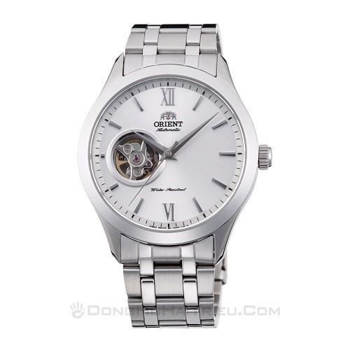 10 mẫu đồng hồ nam Cần Thơ bán chạy nhất hiện nay - Ảnh: Orient FAG03001W0