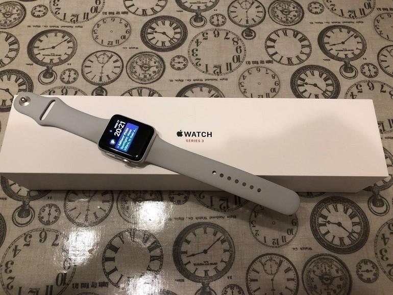 Tại sao không nên mua đồng hồ Apple Watch series 3 cũ? - Ảnh: 3