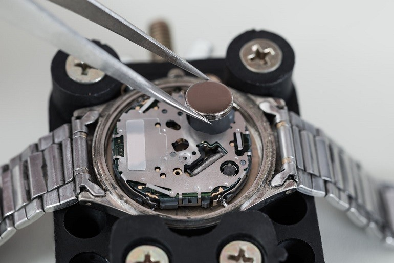Thay pin đồng hồ Casio, Edifice, G-Shock miễn phí trọn đời - Ảnh: 5