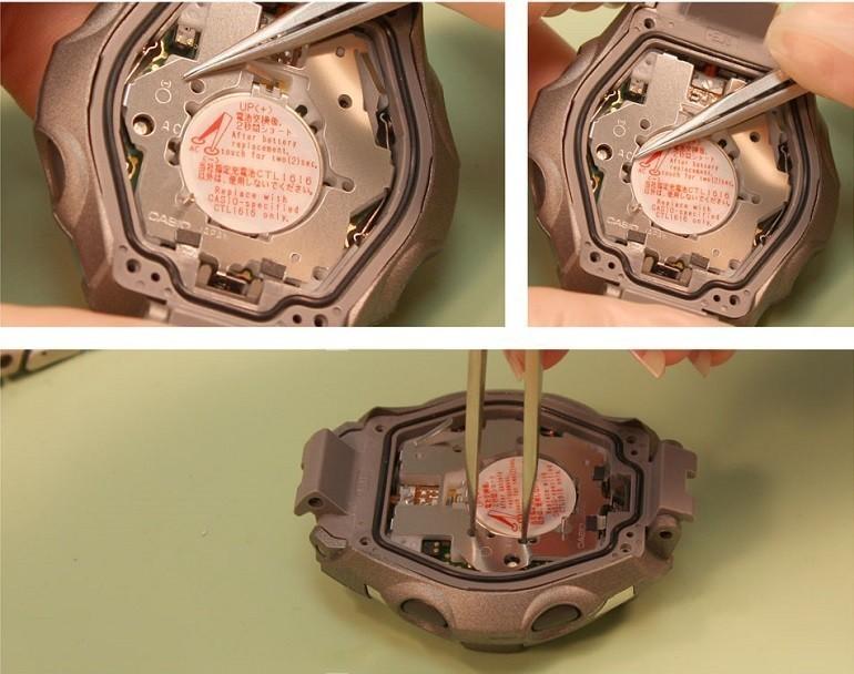 Thay pin đồng hồ Casio, Edifice, G-Shock miễn phí trọn đời - Ảnh: 6