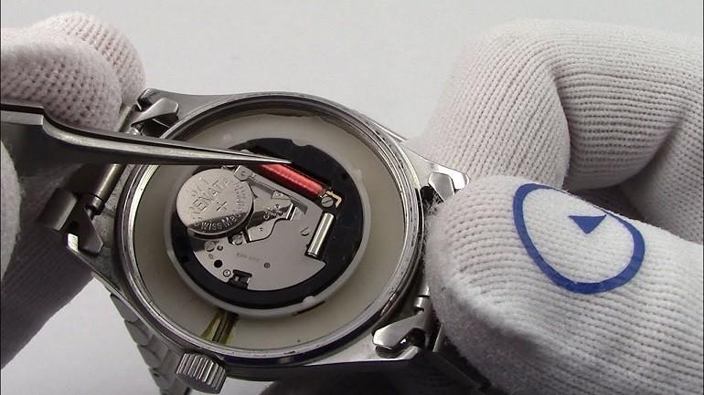 Thay pin đồng hồ Casio, Edifice, G-Shock miễn phí trọn đời - Ảnh: 7