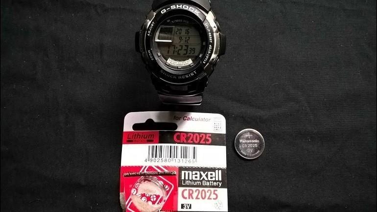 Thay pin đồng hồ Casio, Edifice, G-Shock miễn phí trọn đời - Ảnh: 8