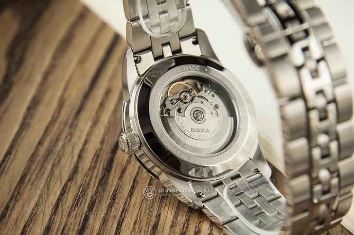 5 lý do khiến đồng hồ Doxa D211SSV thu hút cánh mày râu - Ảnh: 4