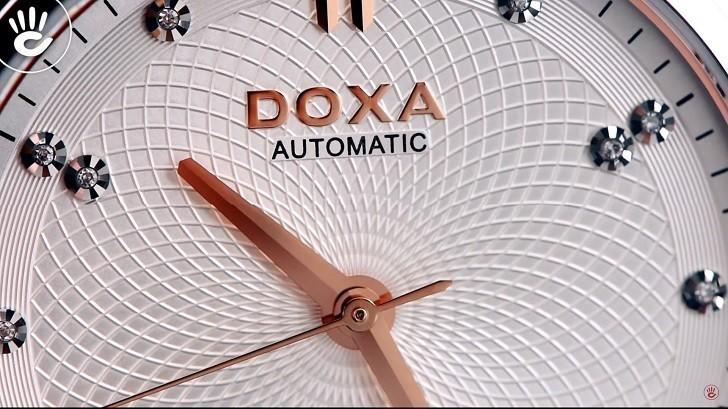 Thông tin chi tiết về chiếc đồng hồ nam Doxa D220SSV - Ảnh: 3