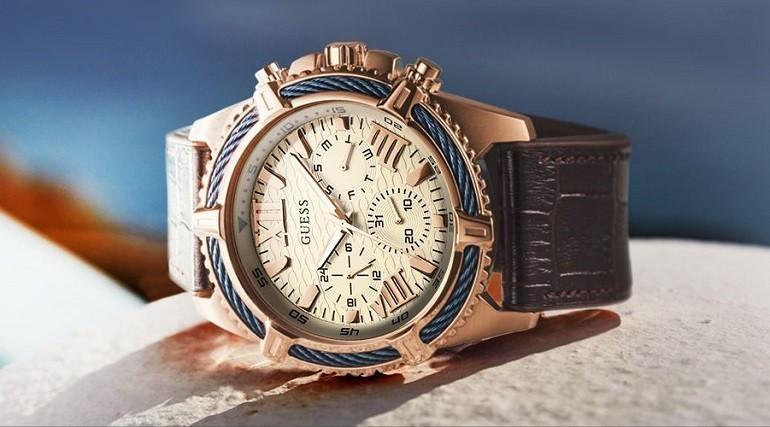 Đánh giá đồng hồ Guess: Xuất xứ, nhược điểm, chất lượng, ... - Ảnh: 14