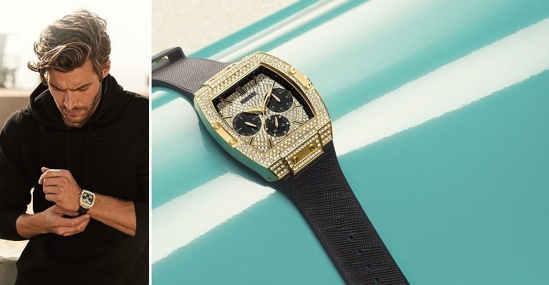 Đánh giá đồng hồ Guess: Xuất xứ, nhược điểm, chất lượng, ... - Ảnh: 5