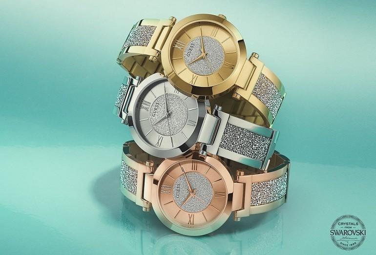 Đánh giá đồng hồ Guess: Xuất xứ, nhược điểm, chất lượng, ... - Ảnh: 9