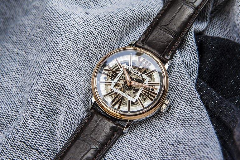 Đồng hồ vàng 18K nguyên khối có làm bằng vàng thật không? - Ảnh: 8