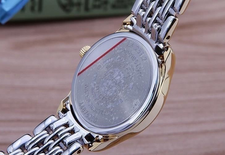Đồng hồ Longines L4.859.2.32.7 mặt kính sapphire chống trầy - Ảnh 5