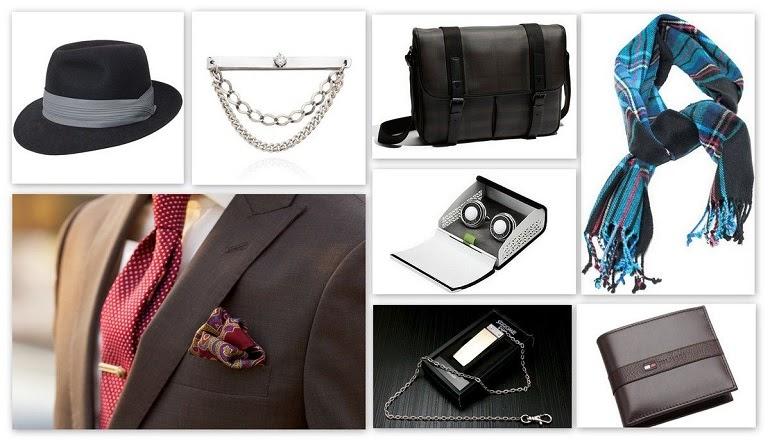 Phụ kiện thời trang nam bao gồm rất nhiều thứ, với nhiều phong cách khác nhau