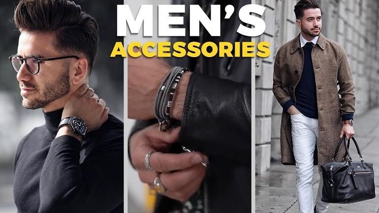 Lựa chọn một phụ kiện thời trang nam khác nhau sẽ tạo nên phong cách khác nhau