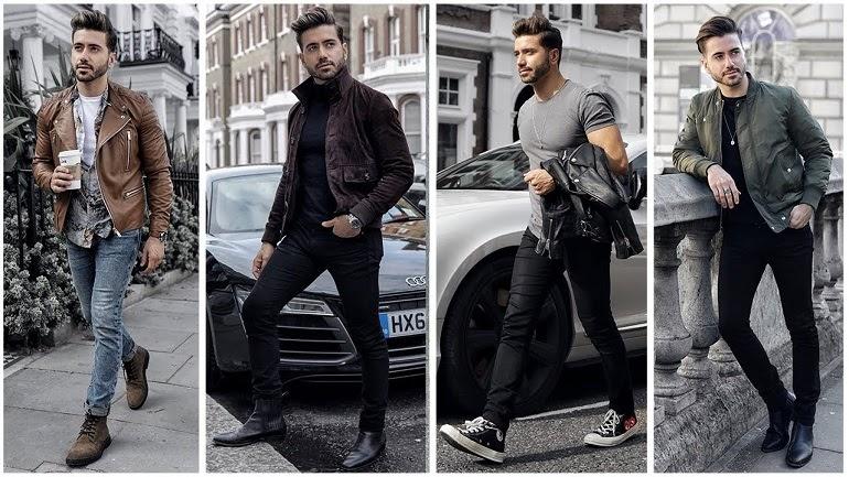 Dưới tuổi 25 thì phụ kiện thời trang nam là những thứ trẻ trung, phong cách năng động