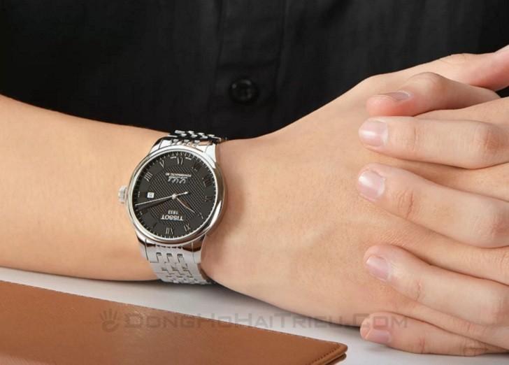 Đồng hồ Tissot T006.407.11.053.00 trữ cót lên đến 80 giờ - Ảnh 1