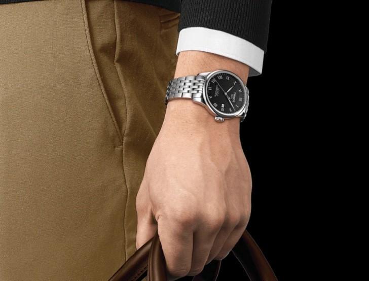Đồng hồ Tissot T006.407.11.053.00 trữ cót lên đến 80 giờ - Ảnh 5