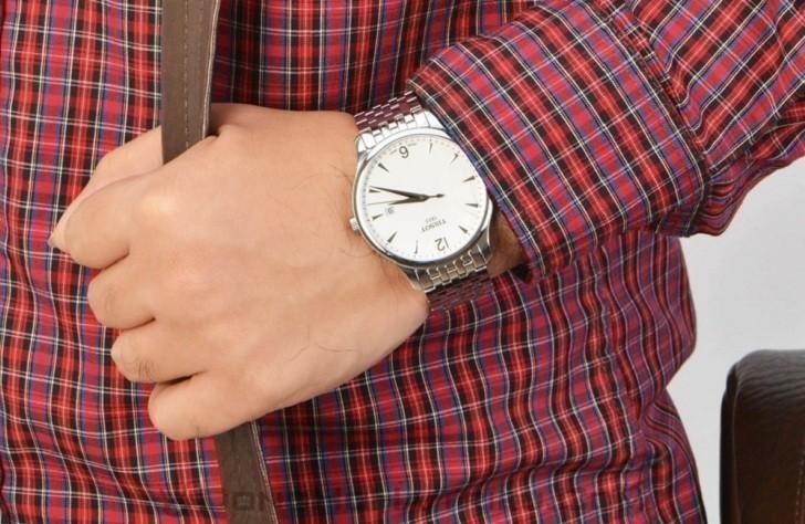 Đồng hồ Tissot T063.610.11.037.00 kính sapphire chống trầy - Ảnh 1