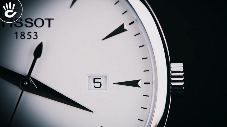 Đồng hồ Tissot T063.610.11.037.00 kính sapphire chống trầy - Ảnh 3