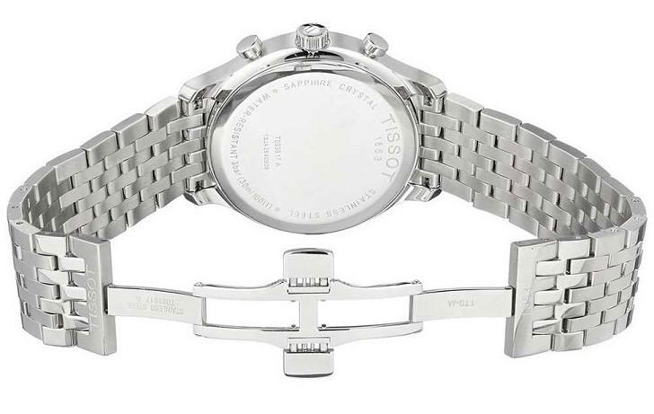 Đồng hồ Tissot T063.610.11.037.00 kính sapphire chống trầy - Ảnh 4