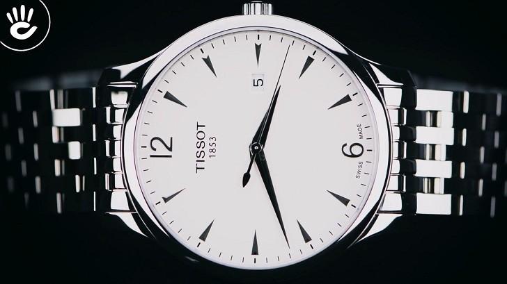 Đồng hồ Tissot T063.610.11.037.00 kính sapphire chống trầy - Ảnh 5
