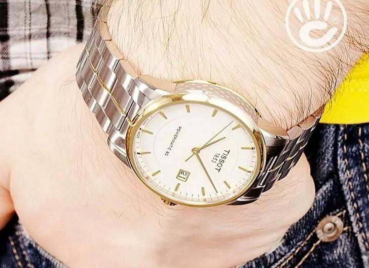 Đồng hồ Tissot T086.407.22.261.00 kính chống trầy hiệu quả - Ảnh 1