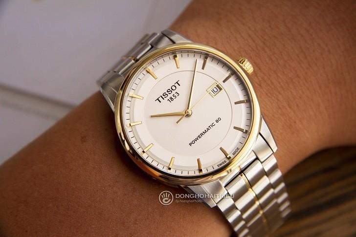 Đồng hồ Tissot T086.407.22.261.00 kính chống trầy hiệu quả - Ảnh 3