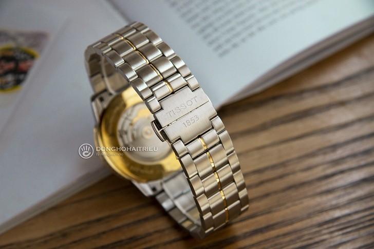 Đồng hồ Tissot T086.407.22.261.00 kính chống trầy hiệu quả - Ảnh 4