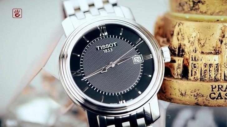 Đồng hồ Tissot T097.410.11.058.00 kính sapphire chống trầy - Ảnh 1