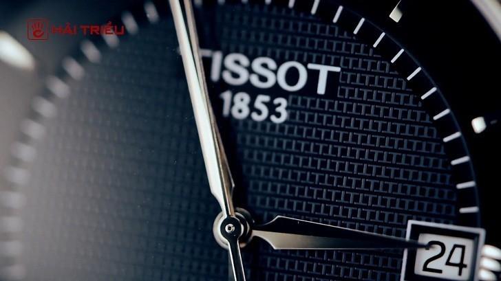 Đồng hồ Tissot T097.410.11.058.00 kính sapphire chống trầy - Ảnh 2