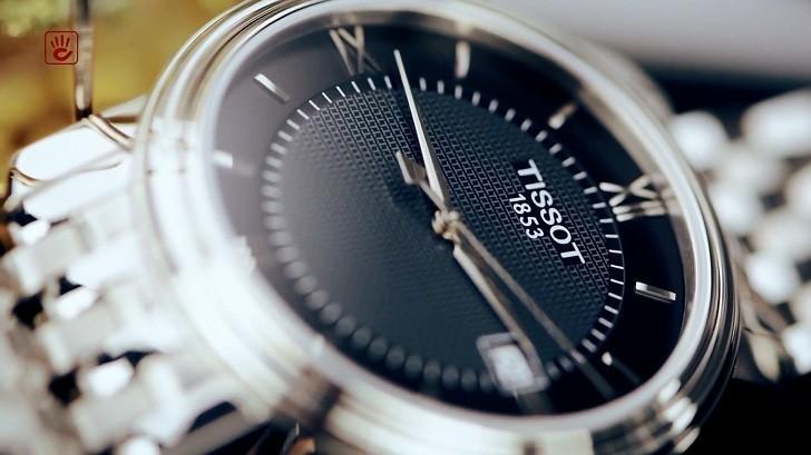 Đồng hồ Tissot T097.410.11.058.00 kính sapphire chống trầy - Ảnh 3