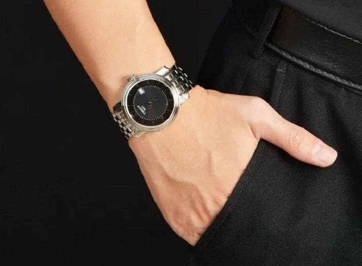 Đồng hồ Tissot T097.410.11.058.00 kính sapphire chống trầy - Ảnh 5