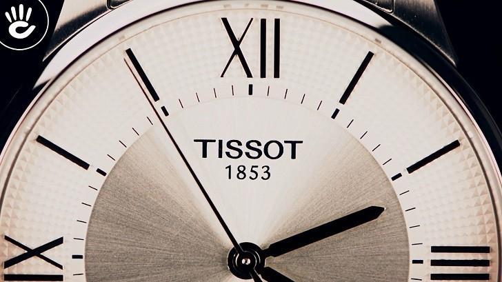 Đồng hồ Tissot T099.407.11.038.00 máy cơ đạt 80 giờ trữ cót - Ảnh 2