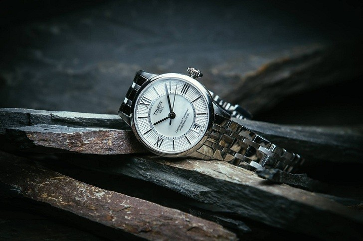 Đồng hồ Tissot T099.407.11.038.00 máy cơ đạt 80 giờ trữ cót - Ảnh 6