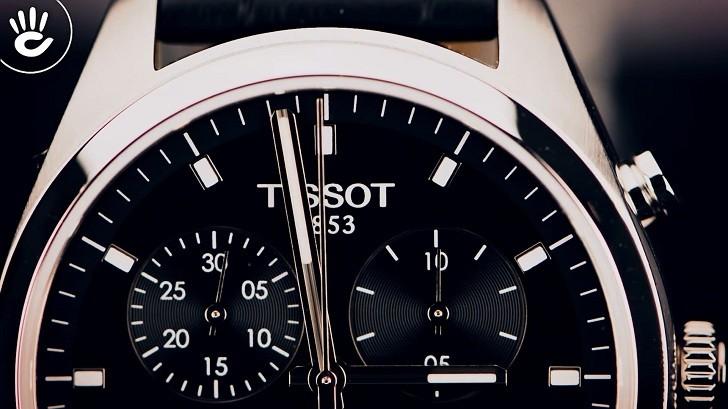 Đồng hồ Tissot T101.417.16.051.00 bộ máy quartz chính xác - Ảnh 2