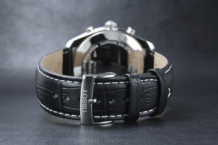 Đồng hồ Tissot T101.417.16.051.00 bộ máy quartz chính xác - Ảnh 4