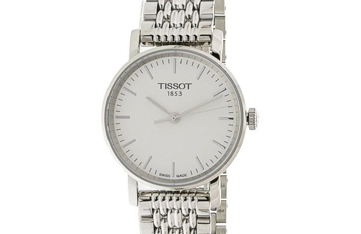 Đồng hồ Tissot T109.210.11.031.00 kính sapphire chống trầy - Ảnh 3