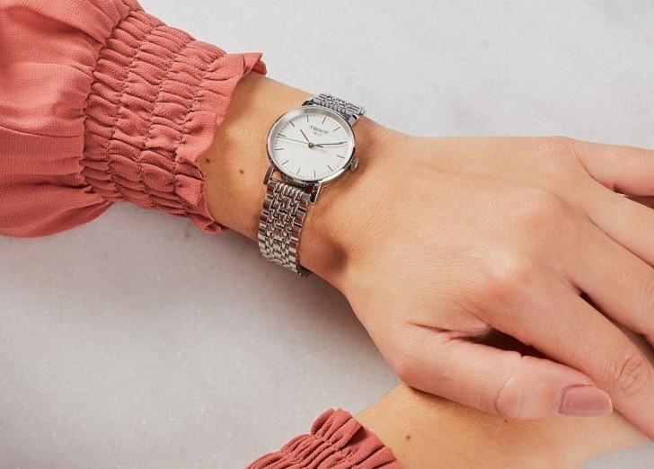 Đồng hồ Tissot T109.210.11.031.00 kính sapphire chống trầy - Ảnh 5