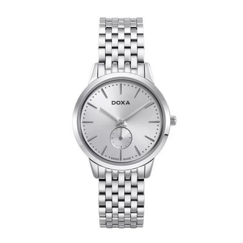 TOP mẫu đồng hồ Thụy Sỹ nữ cao cấp theo phong cách tối giản - Mẫu: Doxa D156SWH