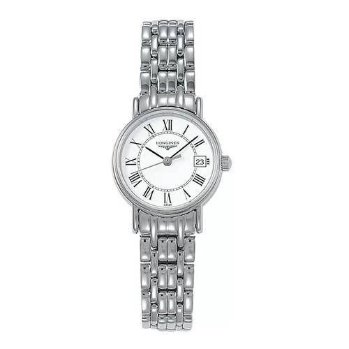 TOP mẫu đồng hồ Thụy Sỹ nữ cao cấp theo phong cách tối giản - Mẫu: Longines L4.319.4.11.6