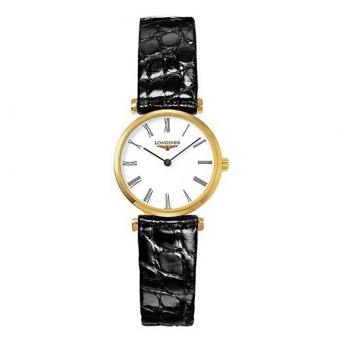 TOP mẫu đồng hồ Thụy Sỹ nữ cao cấp theo phong cách tối giản - Mẫu: Longines L4.209.2.11.2