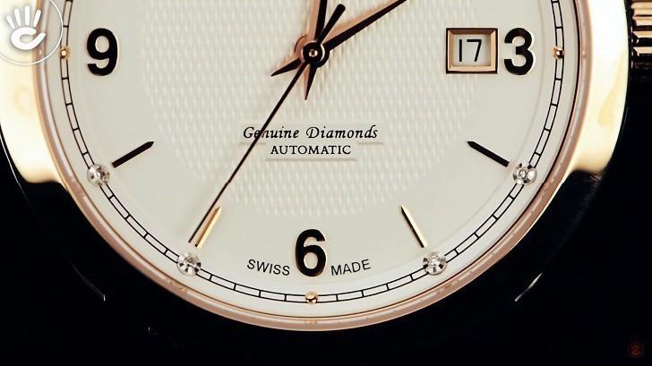 Khám phá chiếc đồng hồ cơ mạnh mẽ Doxa D167RWH - Ảnh: 6