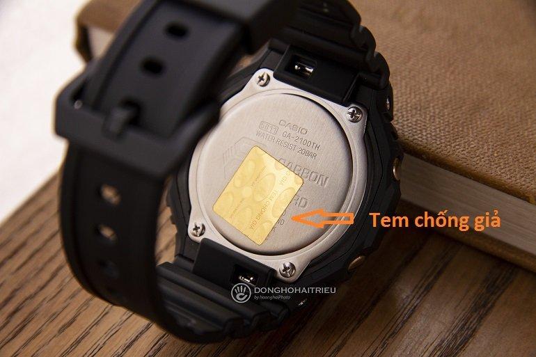 Đại lý đồng hồ Casio chính hãng Việt Nam, bảo hành quốc tế - Ảnh: 4