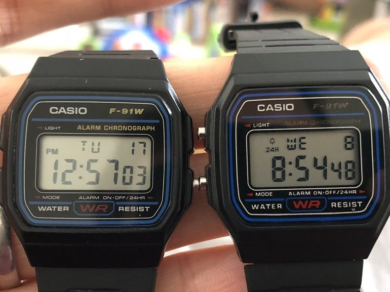 Đại lý đồng hồ Casio chính hãng Việt Nam, bảo hành quốc tế - Ảnh: 6