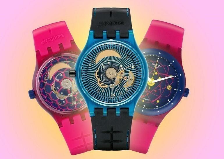 Đánh giá đồng hồ Swatch: xuất xứ, nhược điểm, chất lượng, ... - Ảnh: 1
