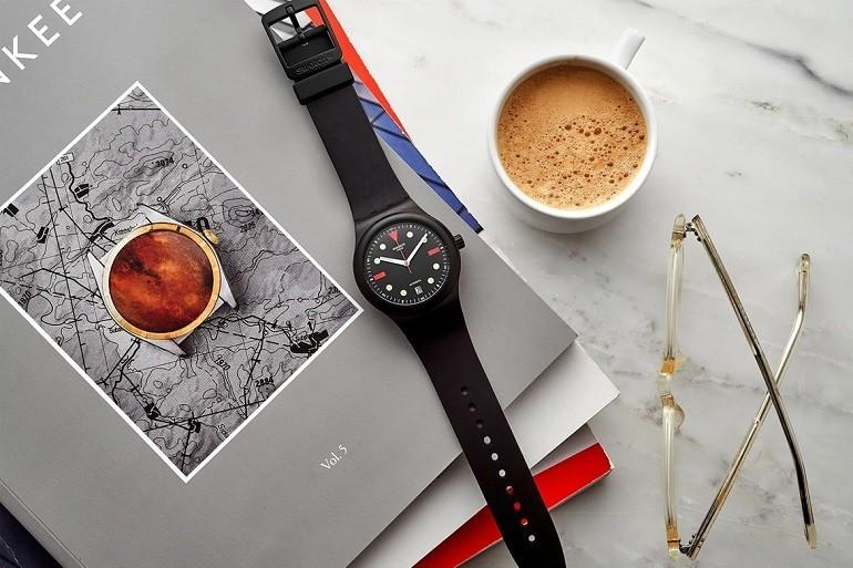 Đánh giá đồng hồ Swatch: xuất xứ, nhược điểm, chất lượng, ... - Ảnh: 4