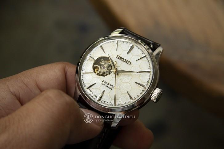Đồng hồ Seiko SSA409J1 phiên bản giới hạn trữ cót 40 giờ - Ảnh 1