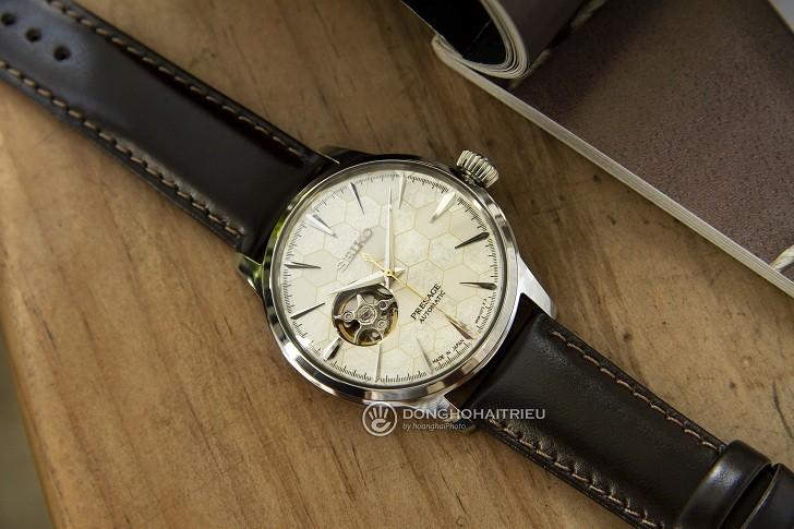 Đồng hồ Seiko SSA409J1 phiên bản giới hạn trữ cót 40 giờ - Ảnh 2